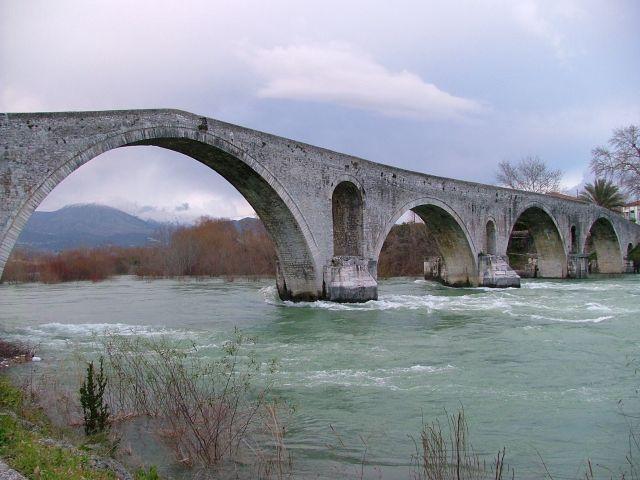 Άρτα - Γεφύρι